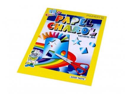 papir barevny