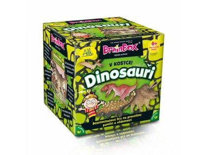 dinosauri v kostce