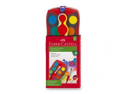 vodovky faber castell 12