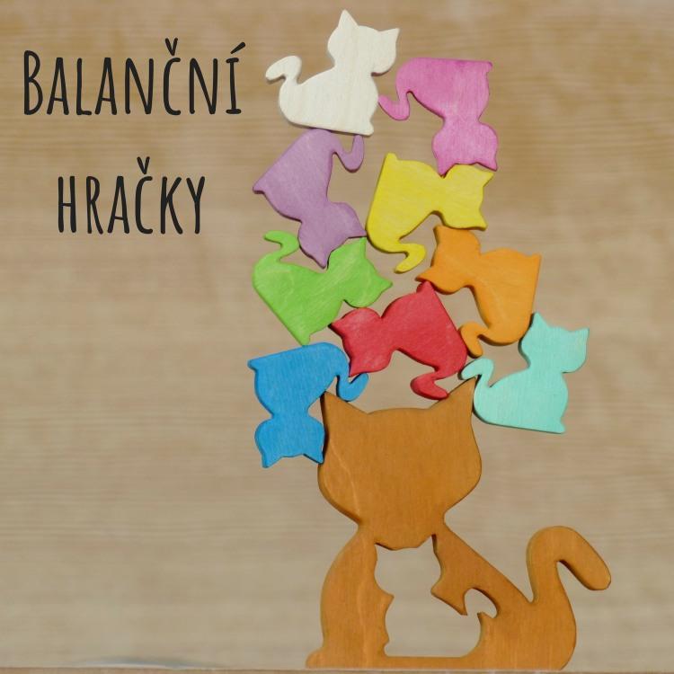 balanční hračky