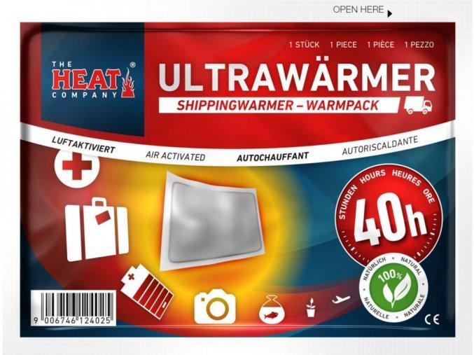 Hrejivý vankúšik ULTRA (hreje až 40 hodín)