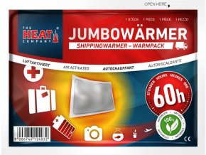 Hrejivý vankúšik JUMBO (hreje až 60 hodín)