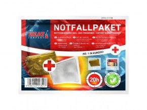 Záchranný balíček - Survival pack