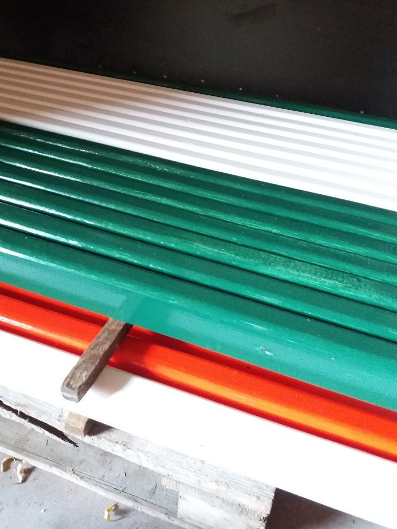 Barvy na dřevo