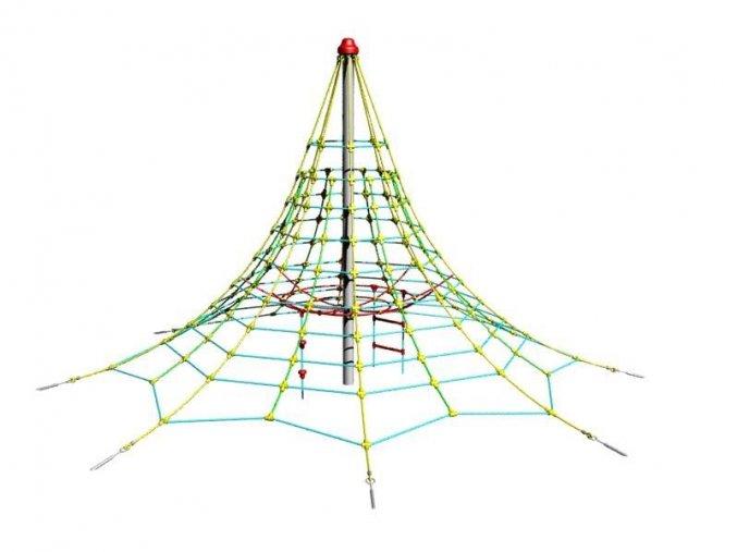 LANOVÁ ŠPLHACÍ VĚŽ Monkey´s 3,5 m Bony