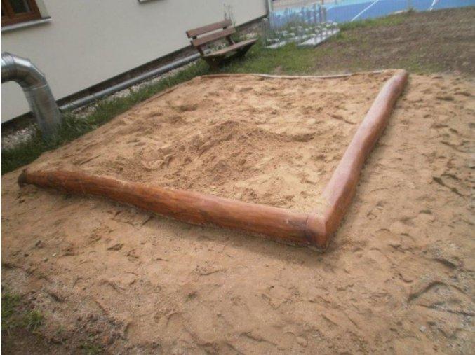 Pískoviště Big 3x3m AKÁT