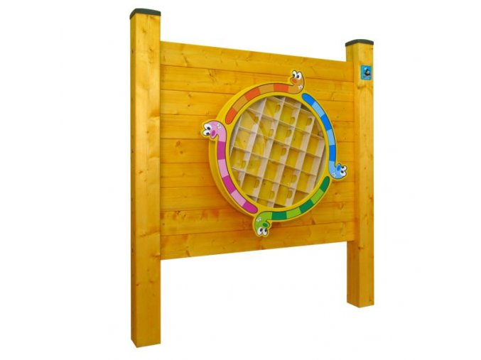 Hra na zahradu - Labyrint - Kolo .