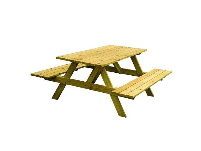 Piknikový stůl střední Herold 200x150x69cm