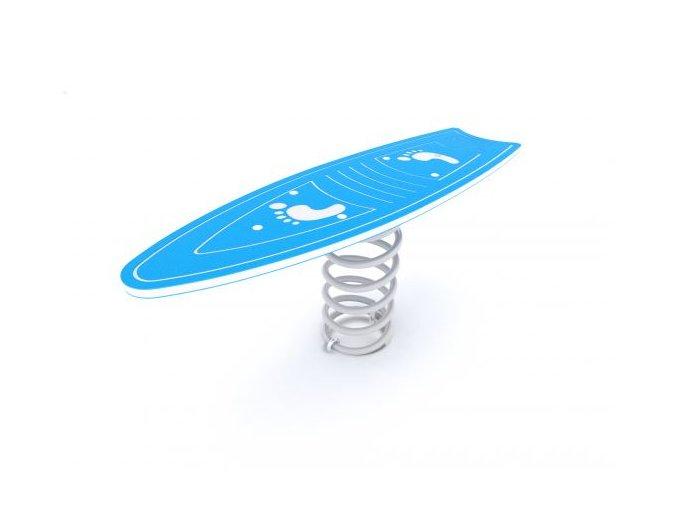 Monkey´s pružinová houpačka - Skateboard .