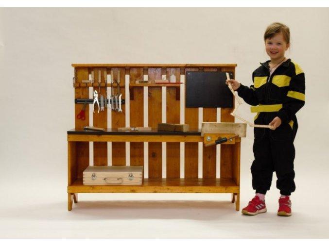 Monkey's herní stolek - malý kutil .
