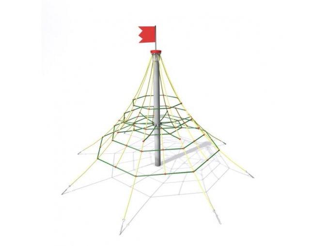 Lanová pyramida Monkey's 2200