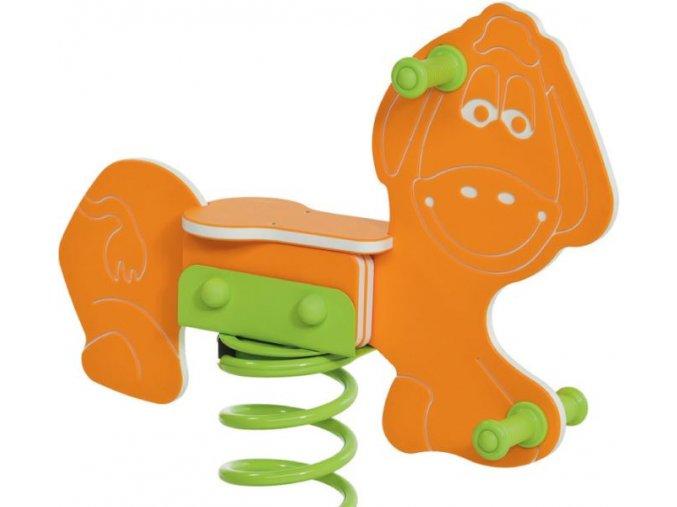 Houpačka pružinová Monkey's Oslík .