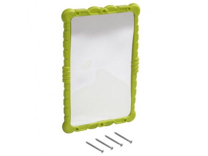 Zrcadlo HAHA ZELENÉ