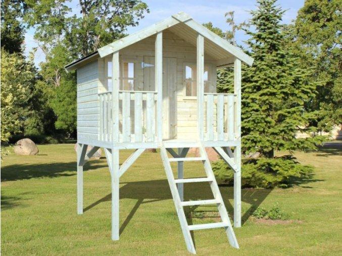 Dětský domek TOBY (180cm x 122cm) tl. 16mm
