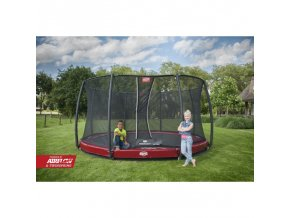 berg elite inground 430 red safety net dlx xl (4)