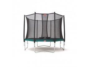 berg favorit green 380 safety net comfort
