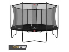 berg favorit regular 380 black safety net comfort
