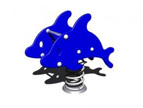 Monkey´s pružinová houpačka delfín Bony .