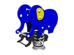 Monkey´s pružinová houpačka slon Bony .