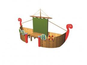 Interiérový dětský hrací  koutek 1 .