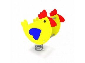 Monkey´s pružinová houpačka Kuřátko .