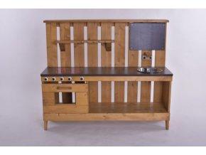 Monkey's herní stolek - malá kuchařka .