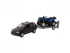 Model automobilu Off-Road Set .