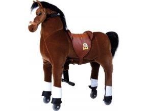 Jezdecký kůň Blesk .