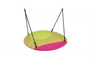 Houpačka Monkey´s Home hnízdo WINKOH barevná .
