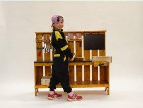 Dětský dřevěný stolek ponk Martin .