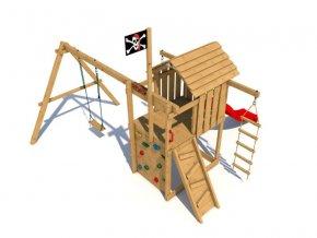 Dětské hřiště Monkey´s Home Malý pirát SAM .
