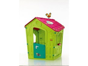 MAGIC PLAY HOUSE domeček - zelený .