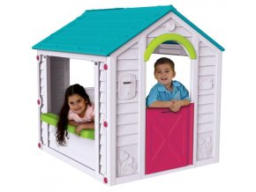 HOLIDAY PLAY HOUSE  .