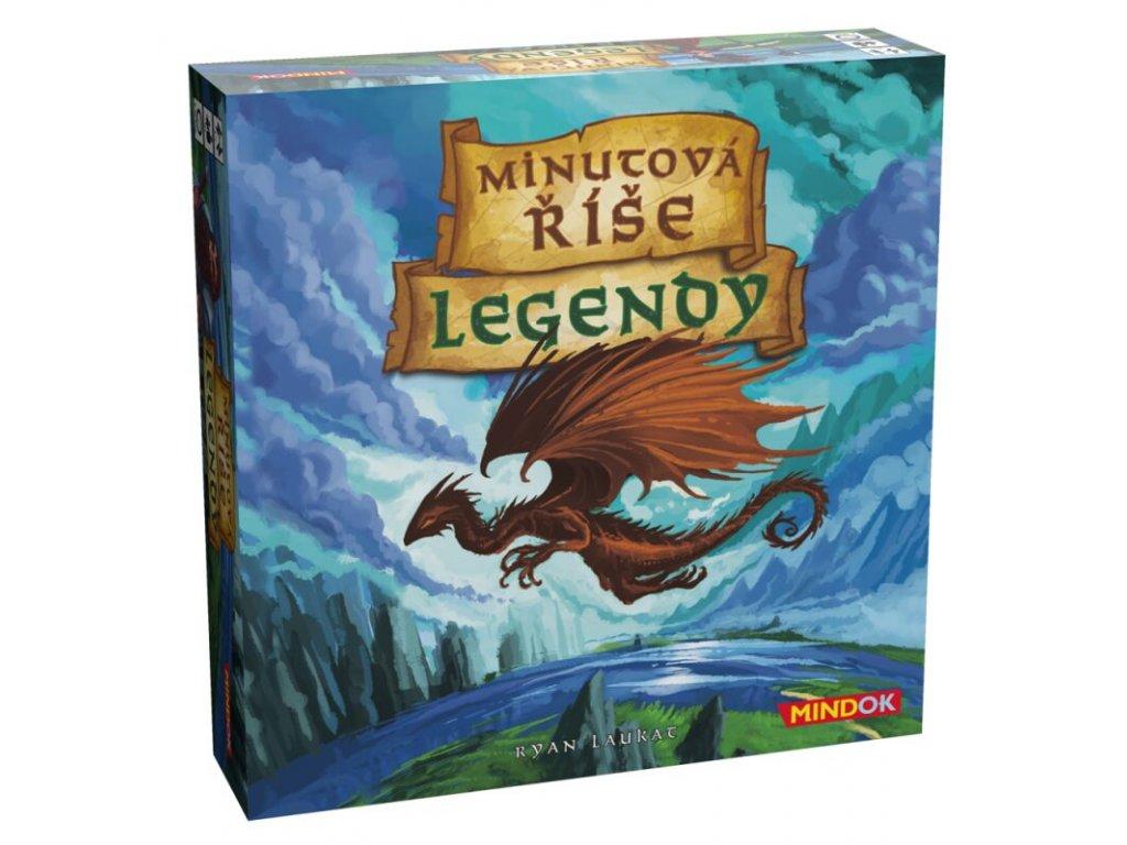 minutova rise legendy
