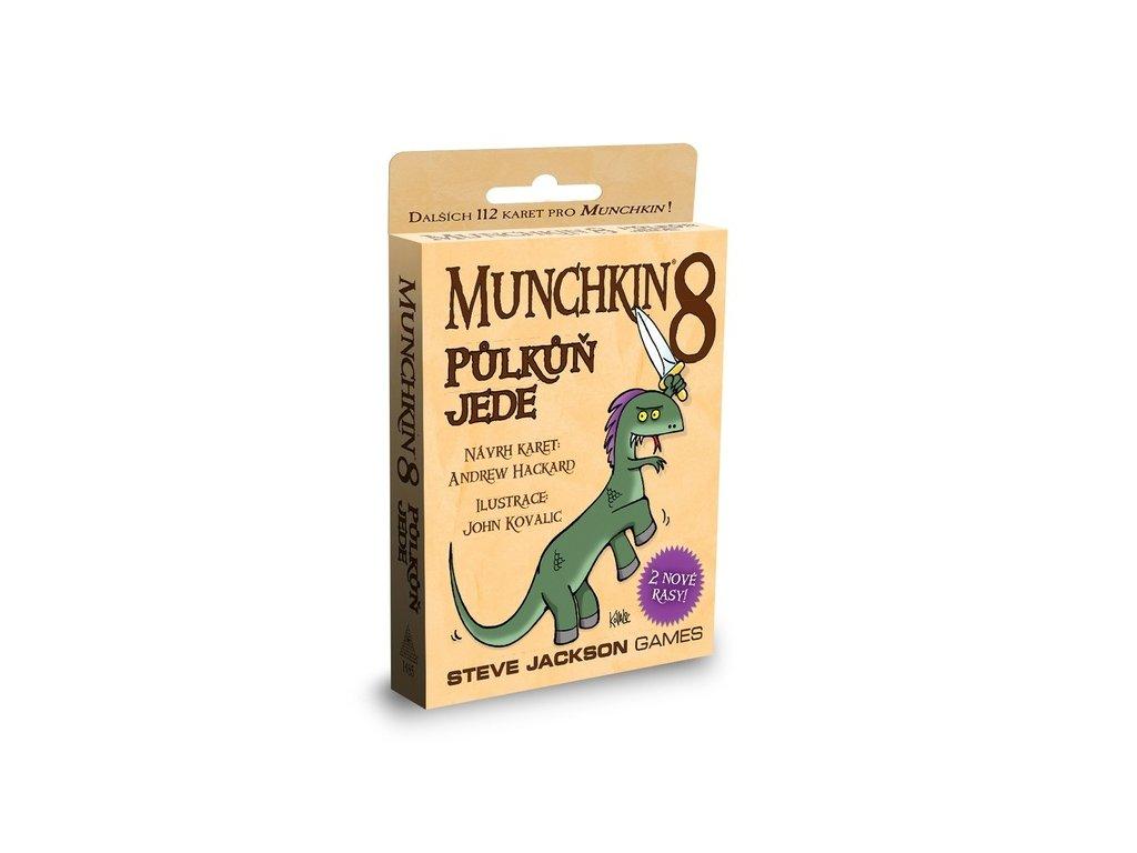munchkin 8 pulkun jede