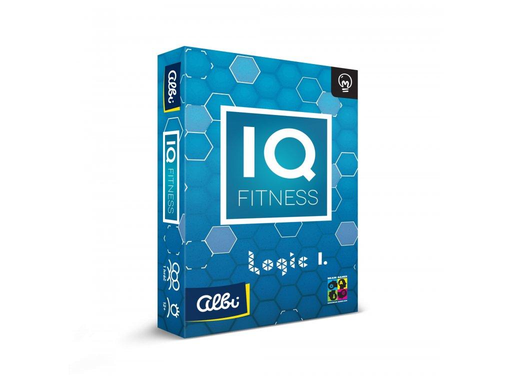 Mozkovna - IQ Fitness: Logic 1