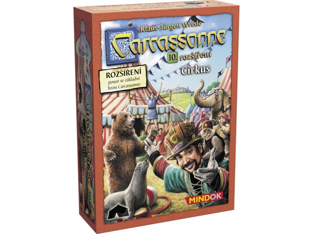 carcassonne rozsireni 10 cirkus