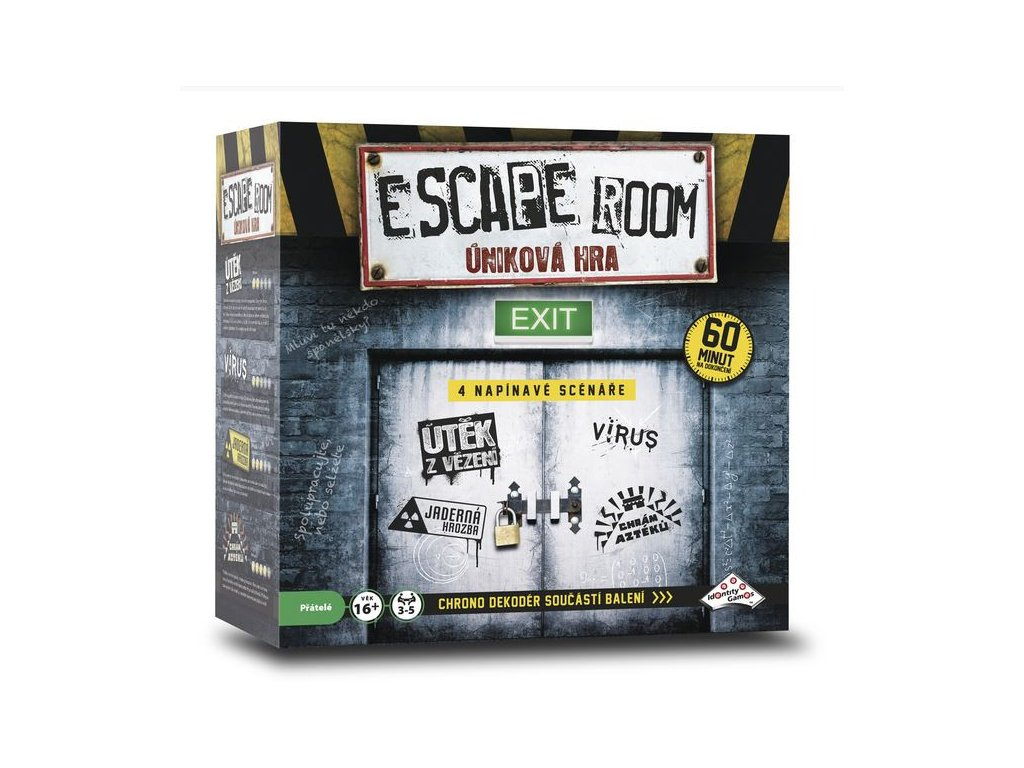 escape room unikova hra 6
