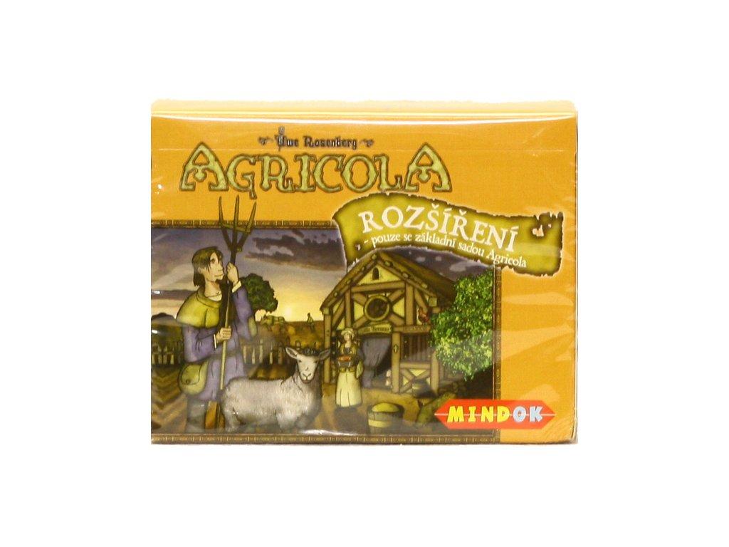 Agricola - 1. rozšíření