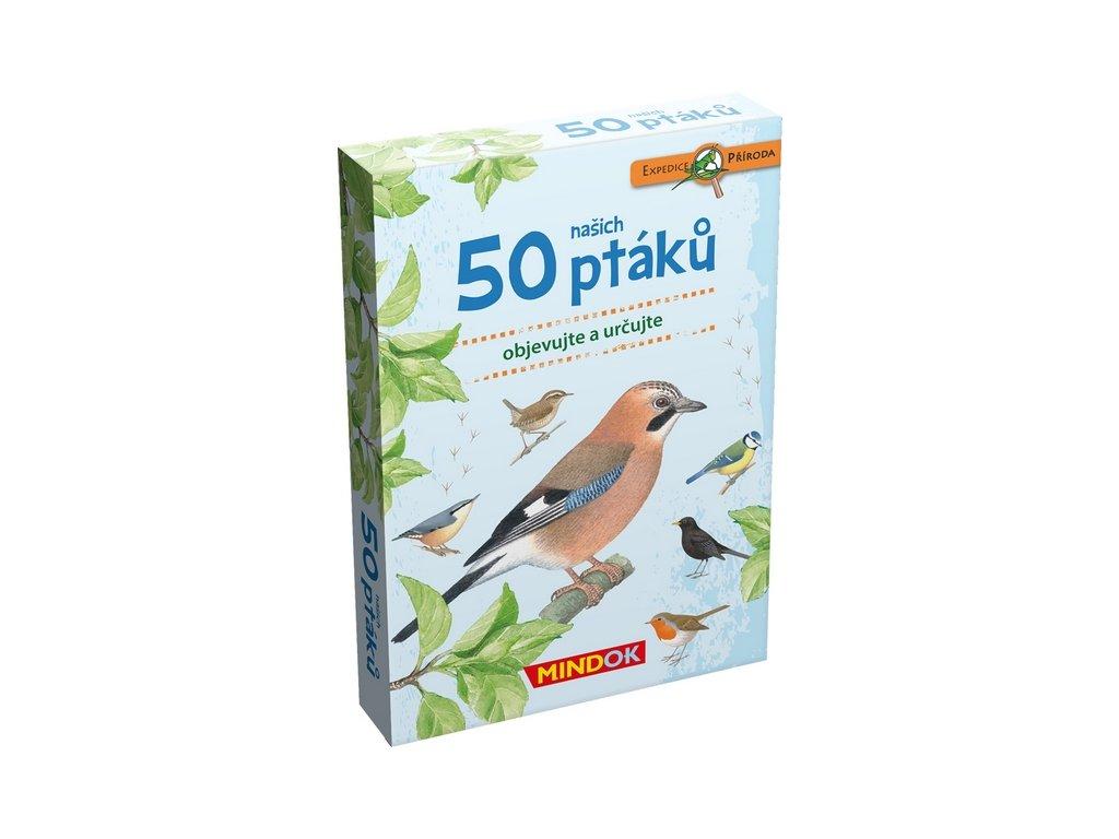 mindok expedice priroda 50 ptaku mind200