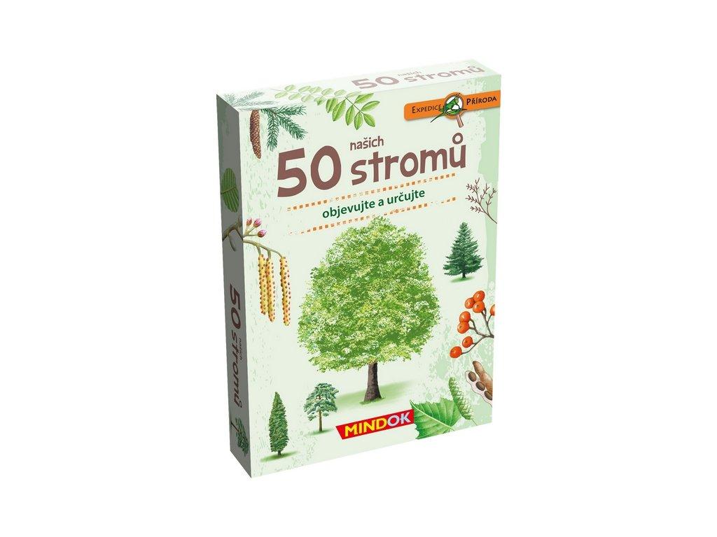 mindok expedice priroda 50 stromu mind201