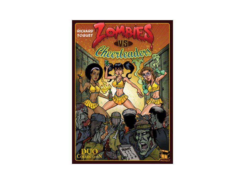 Zombies vs. Cheerleaders (EN)