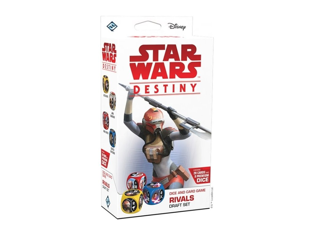 Star Wars Destiny - Rivals Draft Set