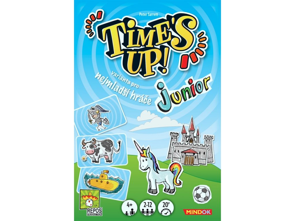 time s up junior 2017