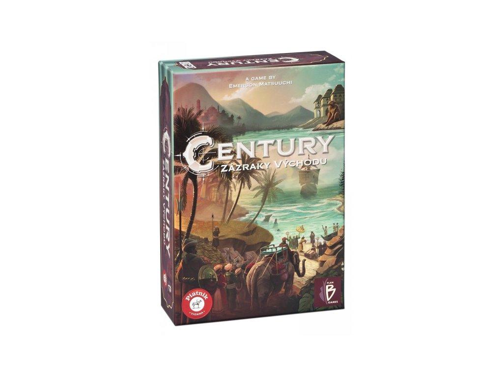 century ii zazraky vychodu