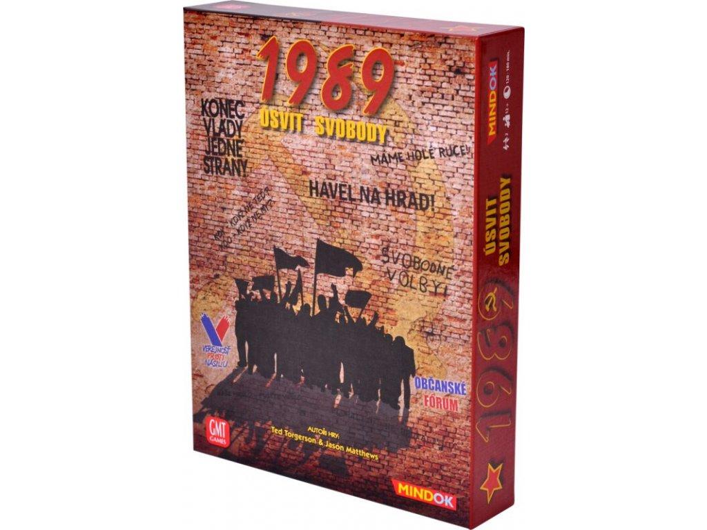1989 usvit svobody