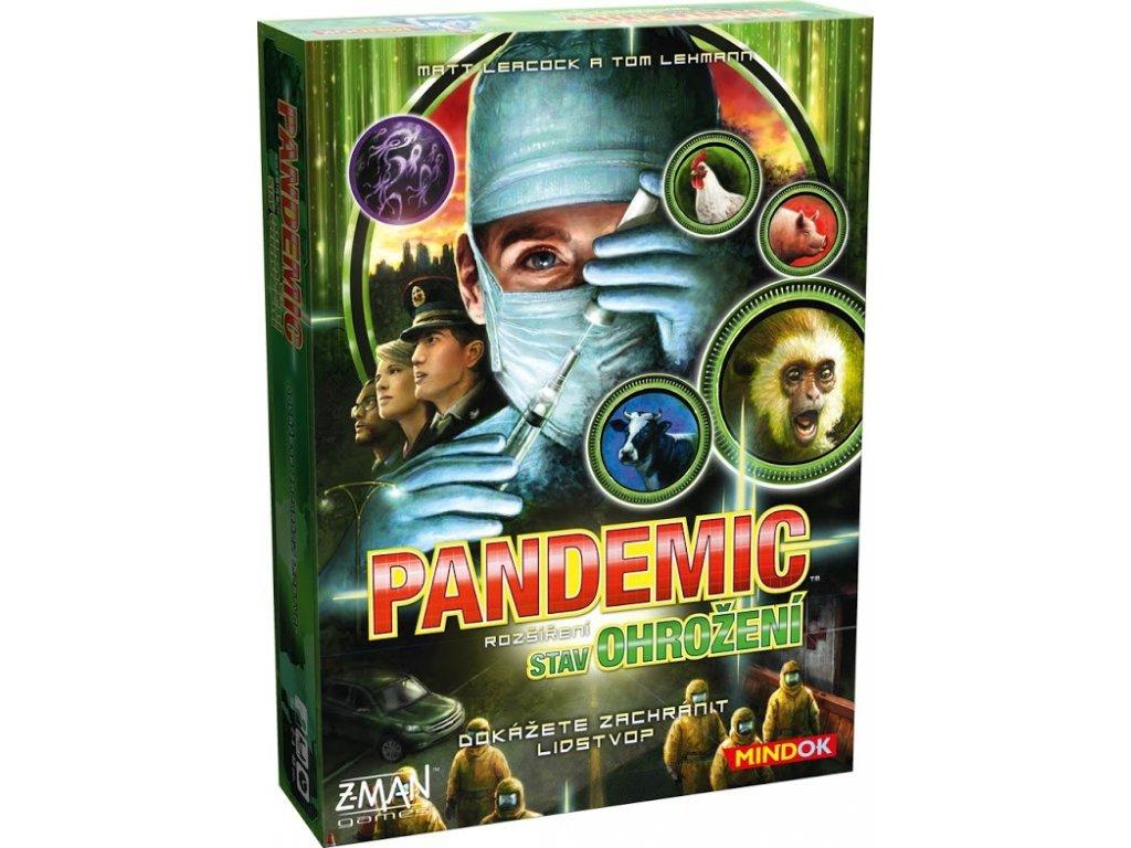 pandemic stav ohrozeni 2