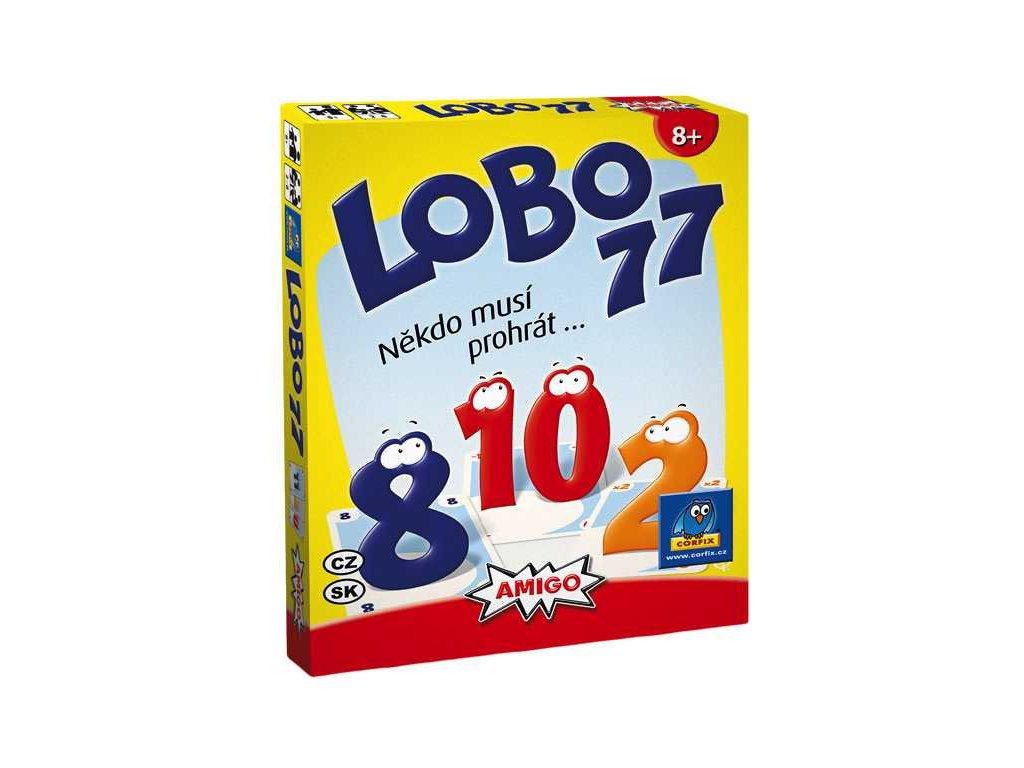 Lobo 77 Obalka