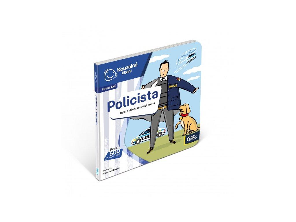 Kouzelné čtení - kniha Policista