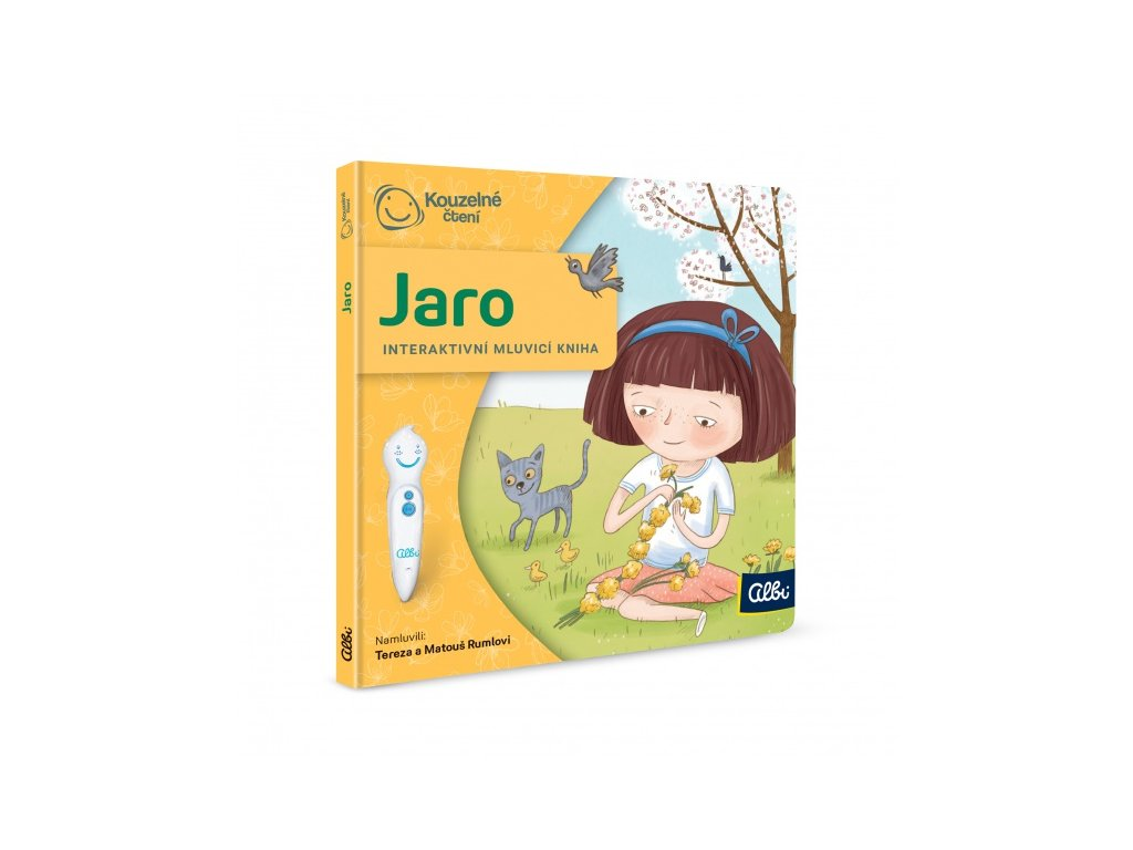 Kouzelné čtení - kniha Jaro